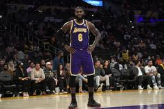 LeBron James Reacts To Zaire Wade Making It To The G-League