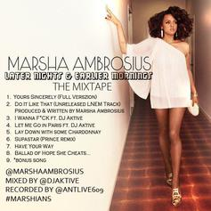 Marsha Ambrosius - Later Nights & Earlier Mornings