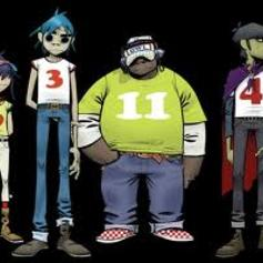 Gorillaz - DoYaThing [CDQ] Feat. Andre 3000 & James Murphy