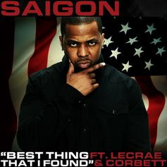 Saigon - Best Thing That I Found Feat. Lecrae & Corbett
