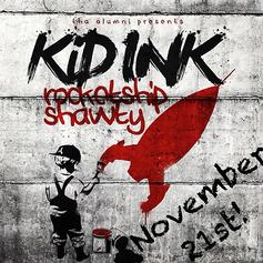 Kid Ink - Poppin' Shit  Feat. King Los (Prod. By KB)