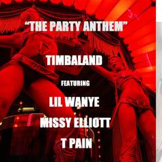 Timbaland - The Party Anthem Feat. Lil Wayne, Missy Elliott & T-Pain