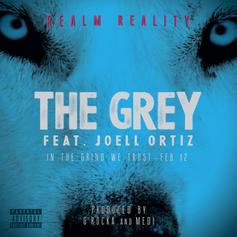 Rick Gonzalez - The Grey Feat. Joell Ortiz