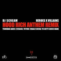 Trinidad James - Hood Rich Anthem (Remix)