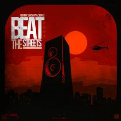 Adrian Swish - Beat The Streets (Instrumentals) Side A