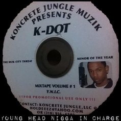 Kendrick Lamar - Hub City Threat: Minor Of The Year
