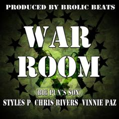 Styles P - War Room Feat. Vinnie Paz & Chris Rivers