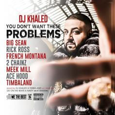 DJ Khaled - You Don't Want These Problems Feat. Big Sean, Rick Ross, French Montana, 2 Chainz, Meek Mill, Ace Hood & Timbaland