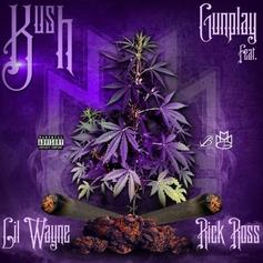 Gunplay - Kush [CDQ/Dirty] Feat. Lil Wayne & Rick Ross