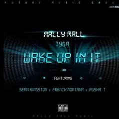 Mally Mall - Wake Up In It Feat. Tyga, Pusha T, French Montana & Sean Kingston