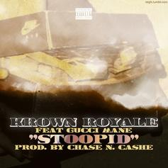 Krown Royale - Stoopid  Feat. Gucci Mane (Prod. By Chase N. Cashe)