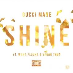 Gucci Mane - Shine Feat. Young Thug & Waka Flocka