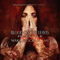 Waka Flocka - Blood On The Leaves (Freestyle)