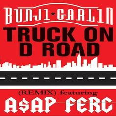 Bunji Garlin - Truck On D Road (Remix) Feat. A$AP Ferg