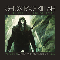 Ghostface Killah - Love Don't Live Here No More Feat. Kandace Springs