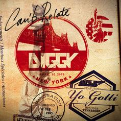 Diggy Simmons - Can't Relate Feat. Yo Gotti