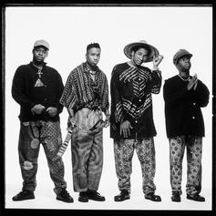 A Tribe Called Quest - Can I Kick It? (J. Cole Remix)