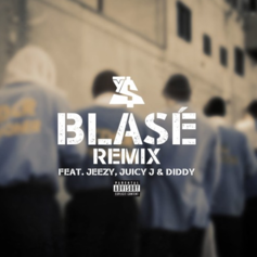 Ty Dolla $ign - Blasé (Remix) Feat. Jeezy, Juicy J & Diddy