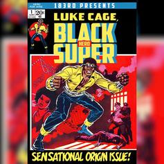 183RD - Luke Cage: Black Super Hero