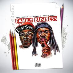 Trademark Da Skydiver & Young Roddy - Options Feat. Mick Jenkins & LeeLee Haxi