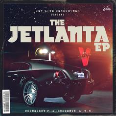 Curren$y, Corner Boy P & T.Y. - The Jetlanta EP