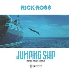 "Rick Ross Returns With ""Jumping Ship"""