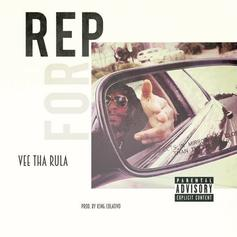 "Vee Tha Rula Shares New Song ""Rep For"""