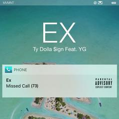 "Ty Dolla $ign Recruits YG For New ""Beach House 3"" Song ""Ex"""
