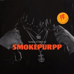 "Smokepurpp Teams Up With 10 Deep For ""Make It Quick"""
