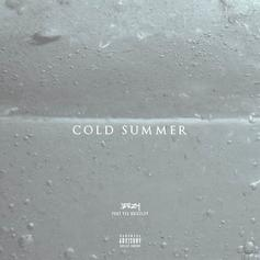 """Jeezy Grabs Tee Grizzley For """"Cold Summer"""""""