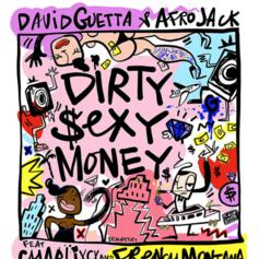 """French Montana Joins David Guetta, Afrojack & Charli XCX On """"Dirty Sexy Money"""""""