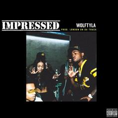 "Wolftyla Links With London On Da Track For ""Impressed"""