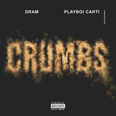 "DRAM Grabs Playboi Carti For ""Crumbs"""