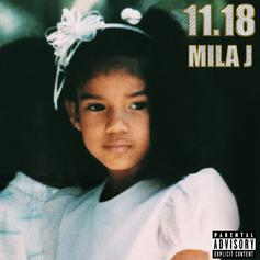 "Mila J Drops Birthday EP ""11.18"""