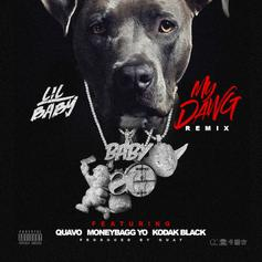 "Lil Baby, Quavo, Kodak Black & Moneybagg Yo Link Up For ""That's My Dawg Remix"""