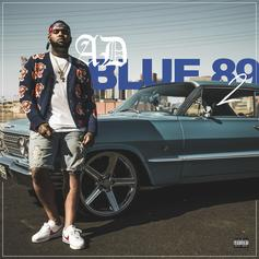 """AD Solidifies His Place On The Map With """"Blue 89 C2"""""""
