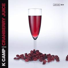 "K Camp Reps An Underrated Beverage On ""Cranberry Juice"""