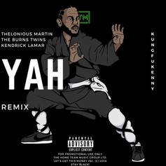 "Thelonious Martin Flips Kendrick Lamar's ""YAH."" For A New Remix"