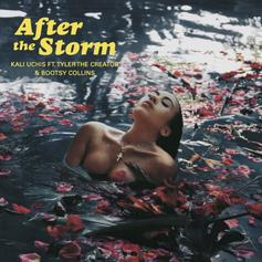 "Kali Uchis Gets Tyler, The Creator & Bootsy Collins For ""After The Storm"""