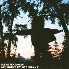"Keys N Krates Grab 070 Shake For ""My Night"""