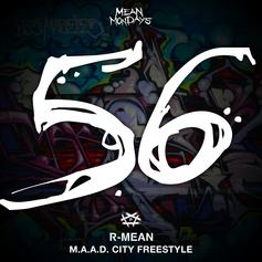 """R-Mean Freestyles Over Kendrick Lamar's """"m.A.A.d city"""" On New Song"""