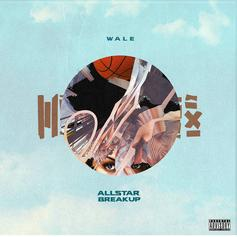 "Wale Is Not Feeling Valentine's Day On ""All Star Break Up"""
