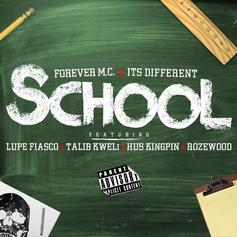 "Forever M.C. Gets An Assist From Lupe Fiasco, Talib Kweli & More On ""School"""
