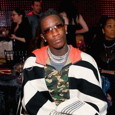 "Young Thug's ""Say My Name"" With Dae Dae Surfaces"