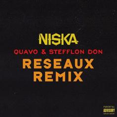 "Quavo & Stefflon Don Join French MC Niska For ""Réseaux"" Remix"