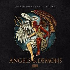 "Joyner Lucas & Chris Brown Bring The Lyrical Heat On New Song ""I Don't Die"""