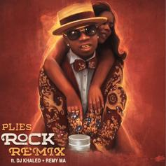 "Plies Lands DJ Khaled & Remy Ma For ""Rock"" Remix"
