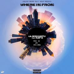 "Lil Boii Kantu Rises Up With Kap G On ""Where I'm From"""