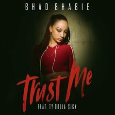 "Bhad Bhabie & Ty Dolla $ign Take On New Single ""Trust Me"""