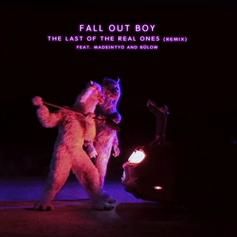 "Fall Out Boy Tap MadeinTYO & Bülow For ""Last Of The Real Ones"" Remix"